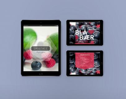 Magasin til iPad Mag+ InDesign